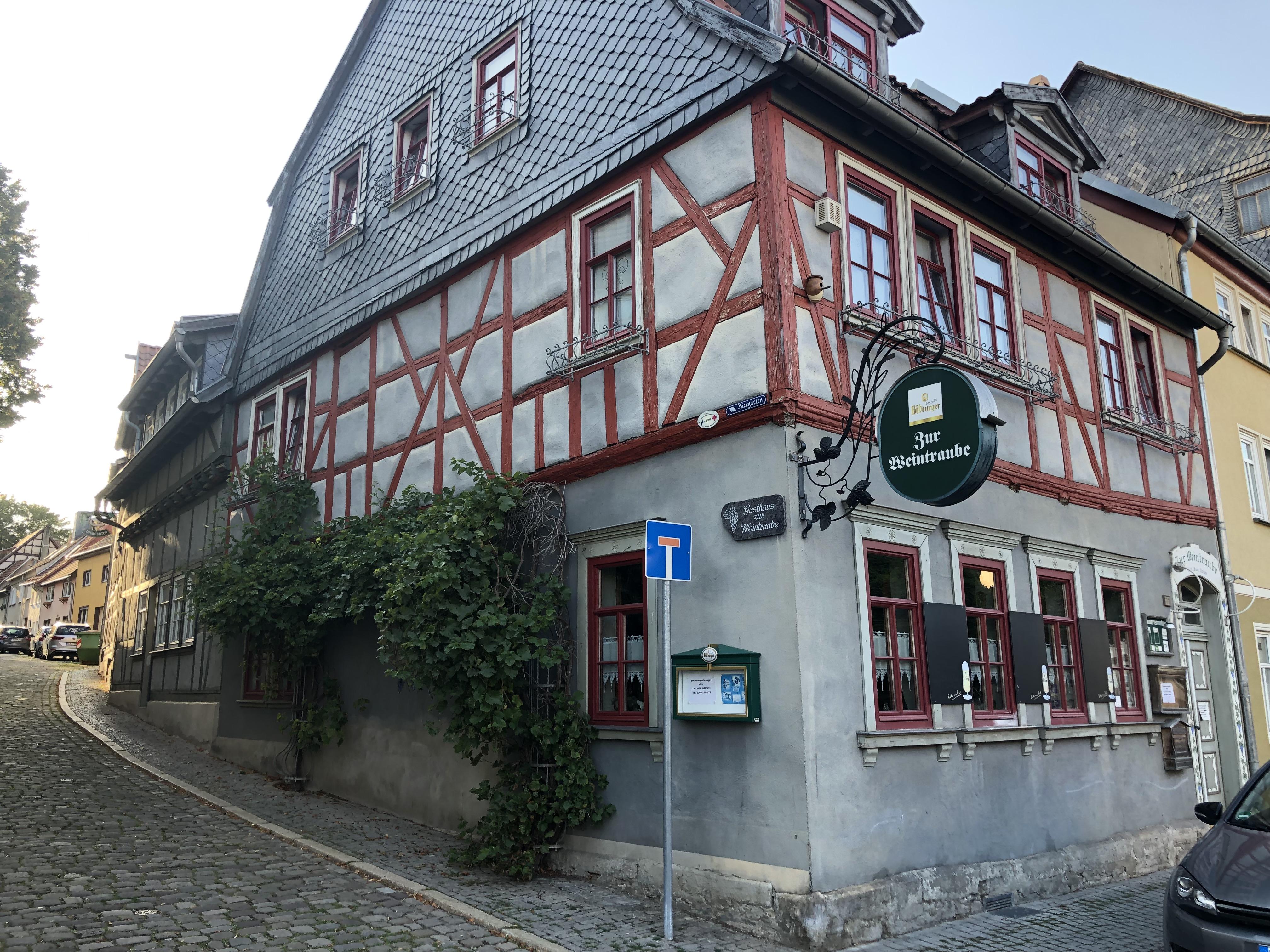 Regenradar Bad Langensalza